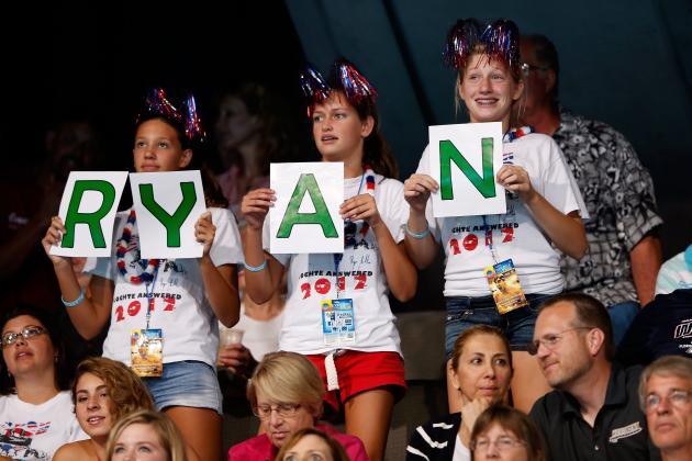 US Olympic Swimming Team 2012: Ryan Lochte's 30 Seconds of Fame to End in London