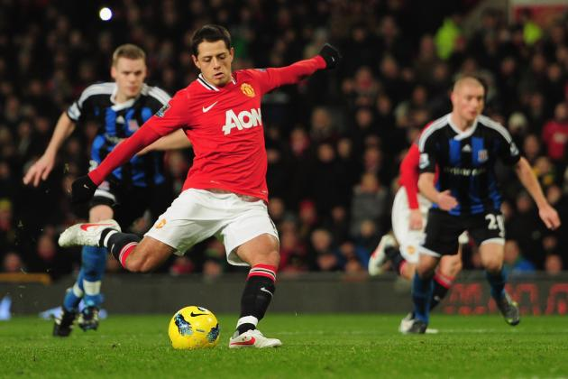 How Much of an Impact Can Manchester United's Javier Hernandez Have Next Season?