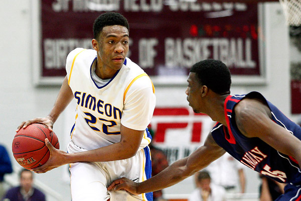 College Basketball Recruiting: Jabari Parker Reveals List