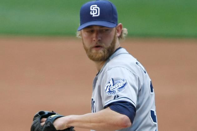Cashner Latest Addition to DL