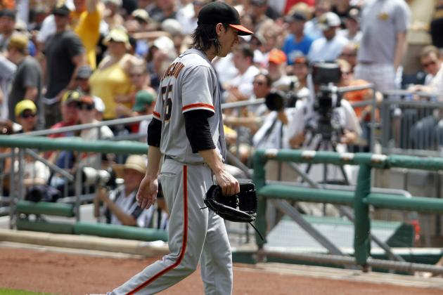 San Francisco Giants Are Having Trouble Beating the Top Teams