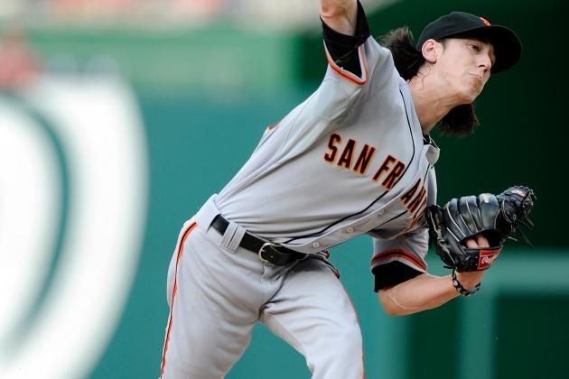 San Francisco Giants: Trade Tim Lincecum, but Not Now