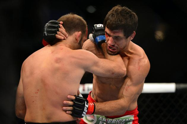 UFC on Fuel TV 4 Results: What We Learned from Aaron Simpson vs Kenny Robertson