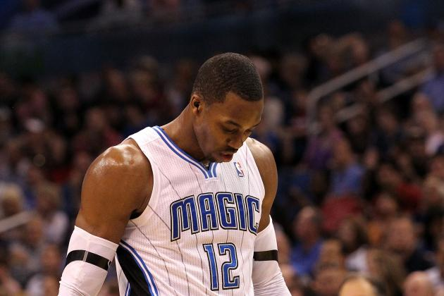 NBA Trade Rumors: Time for the Magic to Execute the D12 Exit Strategy