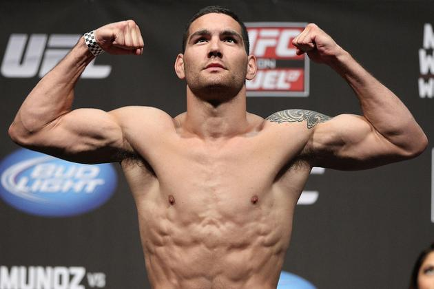 UFC on Fuel TV 4 Results: Does Chris Weidman Deserve a Shot at Anderson Silva?