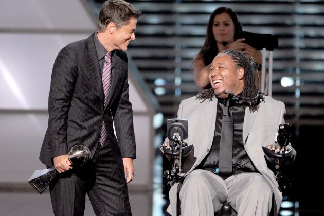 2012 ESPY Awards Winners: Results, Recap and Top Moments