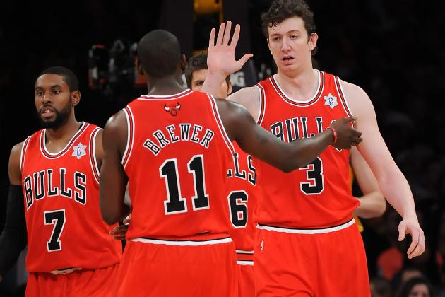 Chicago Bulls: Why They Will Be Fine Without the Bench Mob