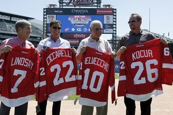 Detroit Red Wings Announce Addition of Second Alumni Game