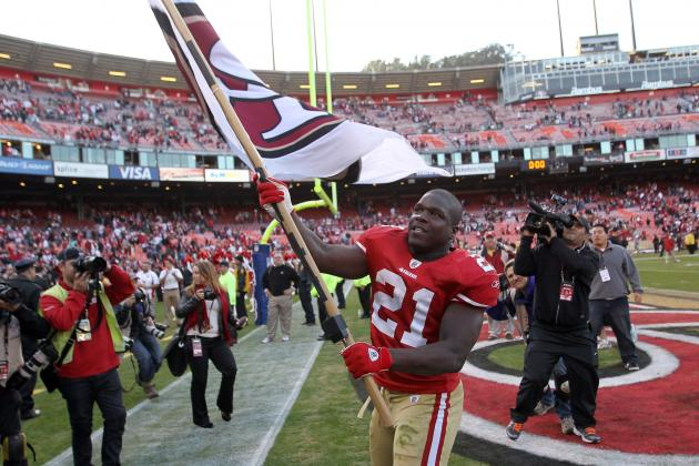 San Francisco 49ers: Why Frank Gore Will Come Up Big Again in 2012