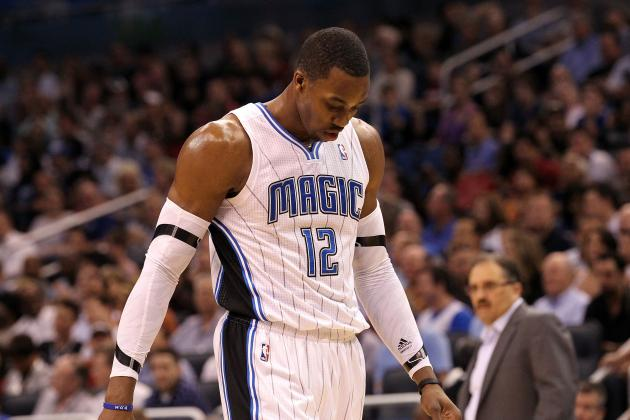 Will the Brooklyn Nets Pursue Dwight Howard in 2013?