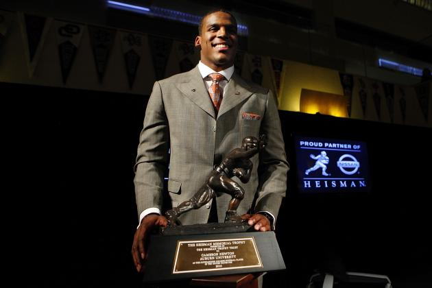 Heisman by the Numbers: Pinpointing 2012 Contenders Using a Decade of Trends