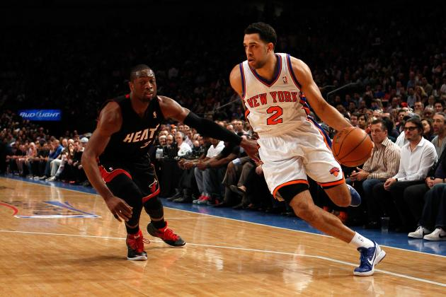 NBA Rumors: Knicks Interested in Matching Landry Fields Offer Sheet