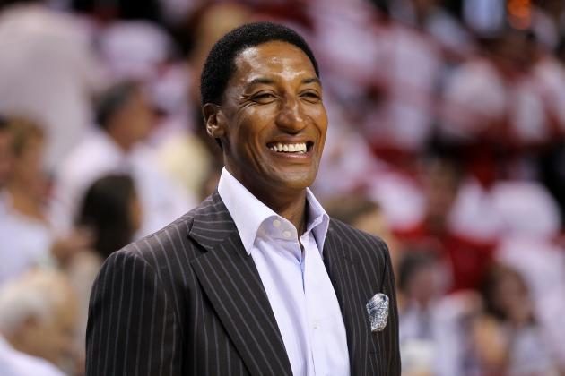 Scottie Pippen: 'You Can't Really Compare the Air' with '92 and '12 Dream Teams