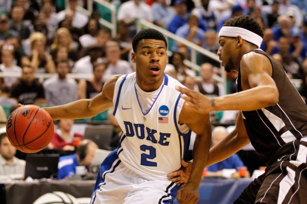 Duke Basketball: Will a Healthy Quinn Cook Emerge as the Blue Devils' PG Answer?