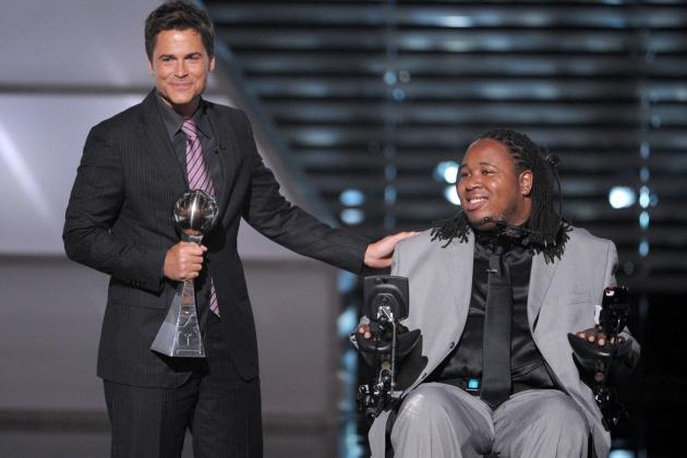 Eric LeGrand: Former Rutgers Star Captured Essence of Jimmy V. Award at ESPYS