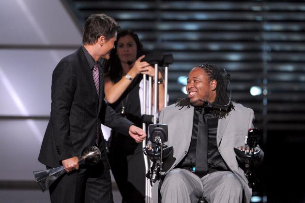 Eric LeGrand, the Determined Buccaneer: 'I Will Rise from This Chair'