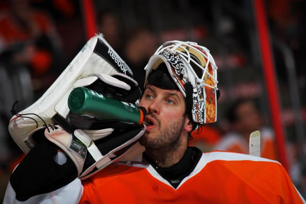 NHL Free Agency 2012: Michael Leighton's Importance to the Philadelphia Flyers