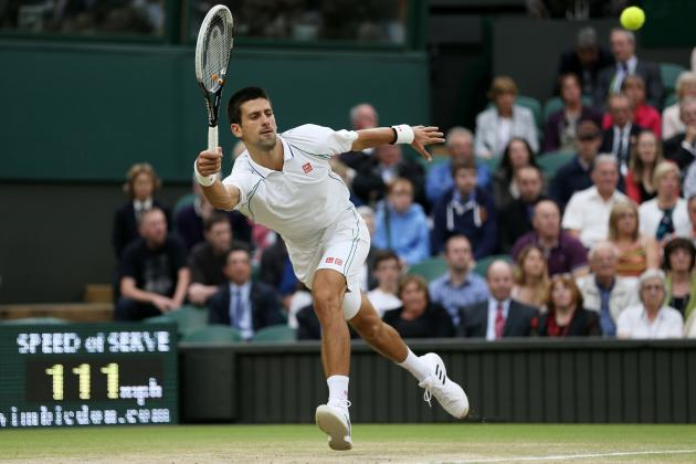 Why Novak Djokovic Will Bounce Back with London 2012 Olympic Gold