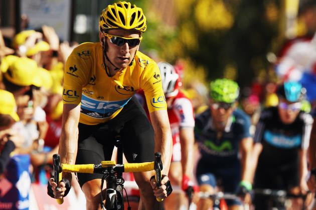 NBC Sports Tour De France 2012: Bradley Wiggins Doesn't Deserve Doping Cloud