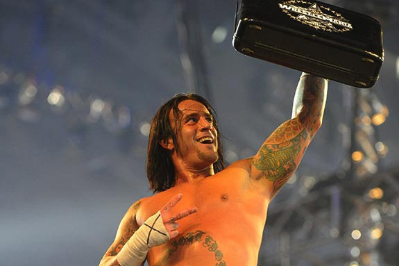 Money in the Bank 2012: A Cheap Excuse to Win a Title