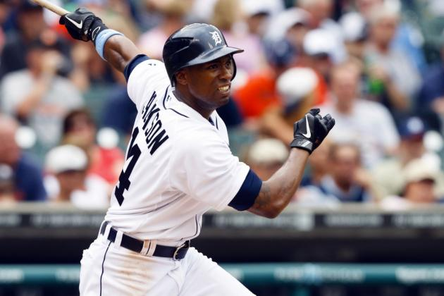 Austin Jackson: Detroit Tigers Outfielder Is MLB's Most Underrated 2012 Player