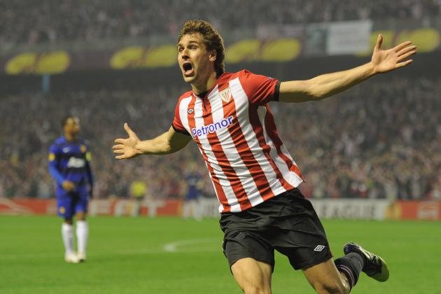 Arsenal Transfers: Fernando Llorente Is a Great Alternative to Robin Van Persie