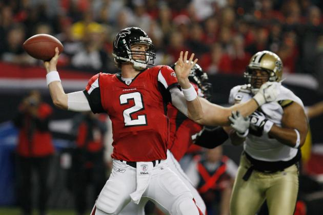 Key Out-of-Division Matchups for the Atlanta Falcons in 2012