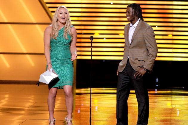 ESPY 2012 Results: Most Outrageous  Winners from Annual Award Show