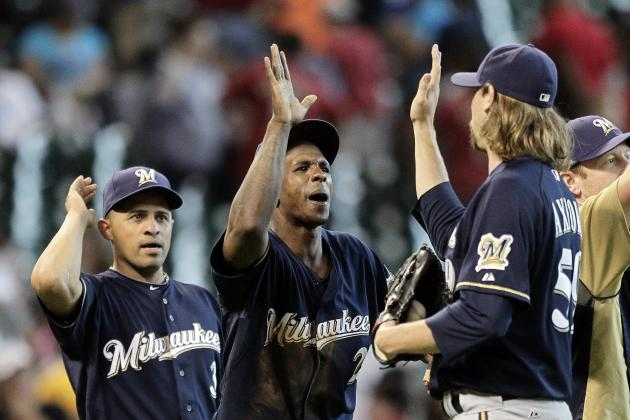 Milwaukee Brewers: On Pace to Break Team Record for Extra-Inning Games