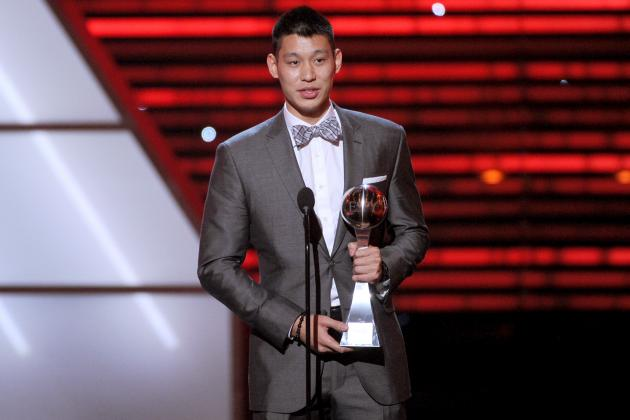 ESPY Awards 2012: Jeremy Lin and 3 Most Undeserving Winners