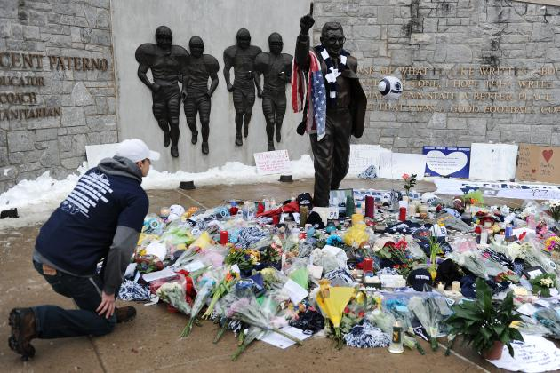 Louis Freeh Penn State Report: Joe Paterno's Legacy Is Scarred but Not Ruined