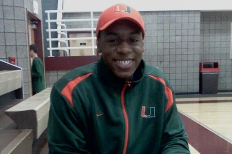 Miami Recruit Melvin Johnson Receives His Release