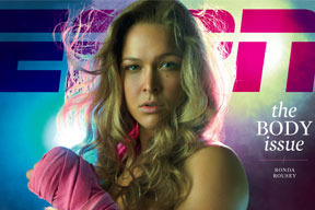 Ronda Rousey Body Issue: Strikeforce Champ's Pics Give Her Image Balance