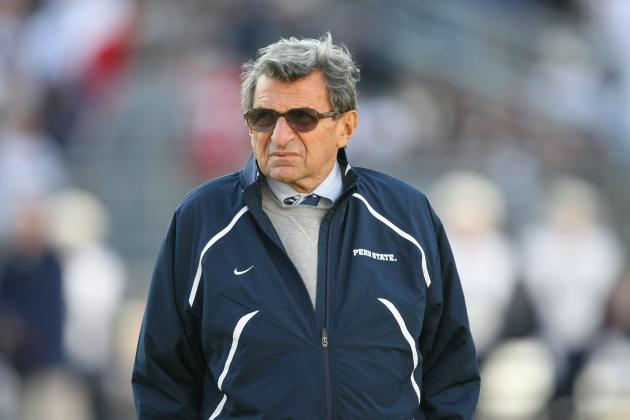 Freeh Report Shows Joe Paterno and PSU Cared More About PR Than Kids' Welfare