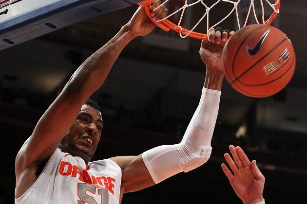 Boston Celtics: Who Will Have More Rookie Success, Fab Melo or Jared Sullinger?