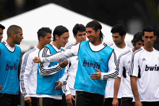 Real Madrid: Training Session at UCLA to Cost Fans Big Bucks