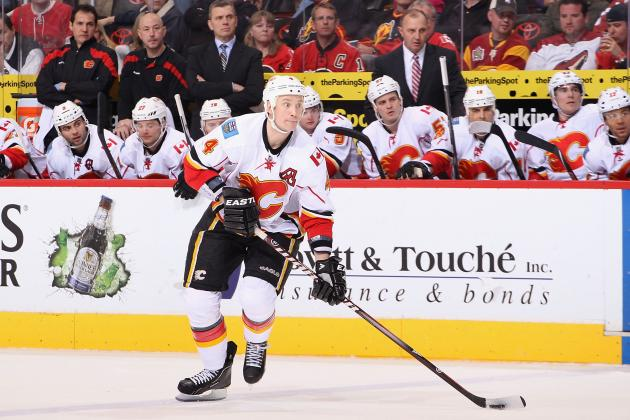 NHL Rumors: Calgary Flames Must Trade Jay Bouwmeester to Clear Cap Space
