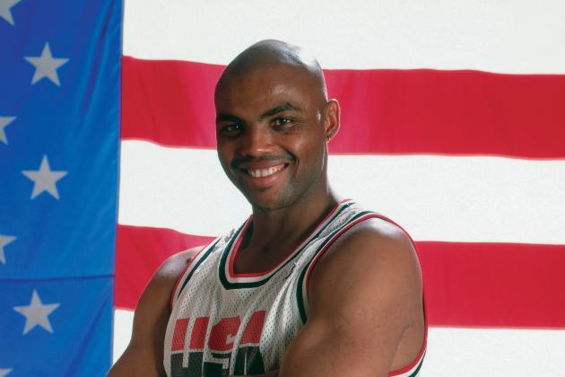 Charles Barkley Responds to Kobe Bryant's Dream Team Comments
