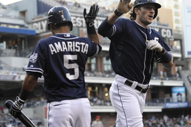 Fantasy Baseball: Is Alexi Amarista Roster Worthy?