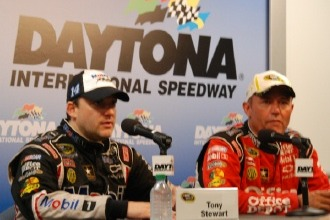 FYI WIRZ: NASCAR's Matt Kenseth Leads, Tony Stewart Leaps, Others Steady