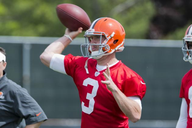 Weeden and Richardson Will Make Browns Title Contenders Within Next Three Years
