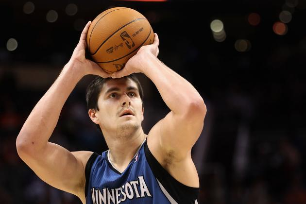 NBA Free Agency 2012: Minnesota Wise to Amnesty Milicic to Make Room for Batum