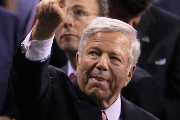 What Robert Kraft Must Do to Repair Damaged Reputation