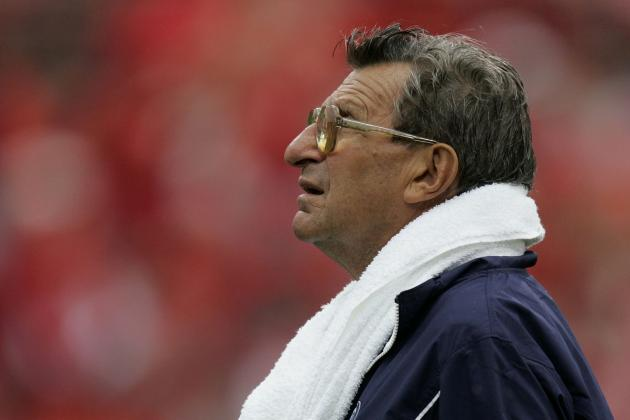Nike Removes Joe Paterno's Name from Childcare Center at World Headquarters
