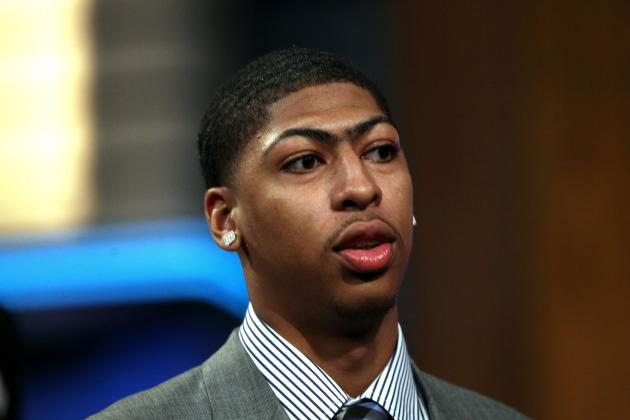 USA Basketball: Anthony Davis Called to Report to Team USA After Griffin Injury