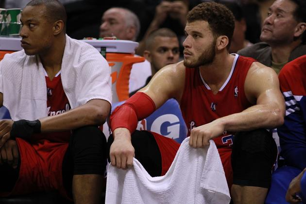 Blake Griffin Injury: How Absence of Lob City Star Would Impact Team USA
