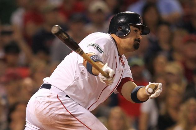 Boston Red Sox: Examining The Power Outage of Adrian Gonzalez