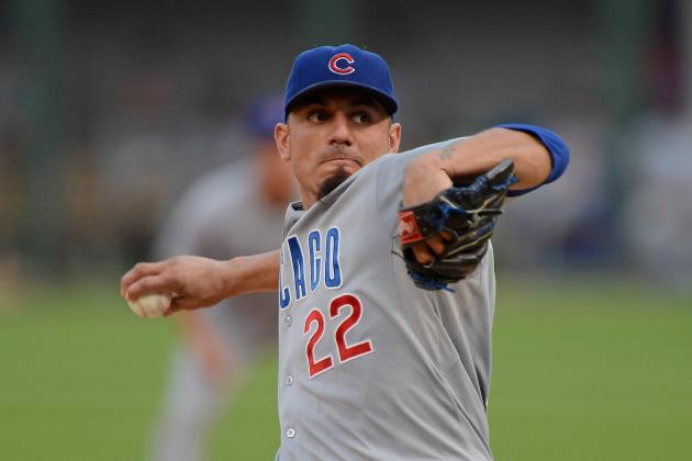 Yankees Trade Rumors: Acquiring Matt Garza Would Secure AL East Title