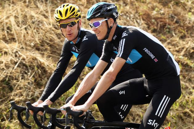 Tour De France 2012: Bradley Wiggins and Team Sky Are Stealing the Show
