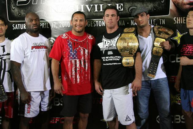 Strikeforce Fighters in the UFC: How Have They Done so Far?